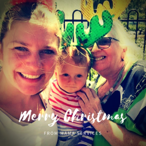 Merry Christmas from MAMA Services