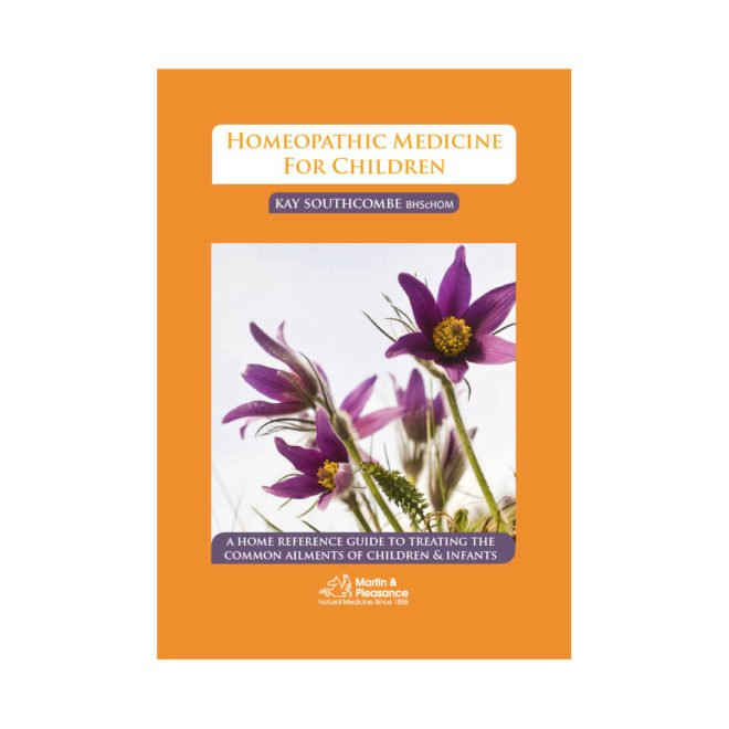 Homeopathic Medicine for Children by Kay Southcombe