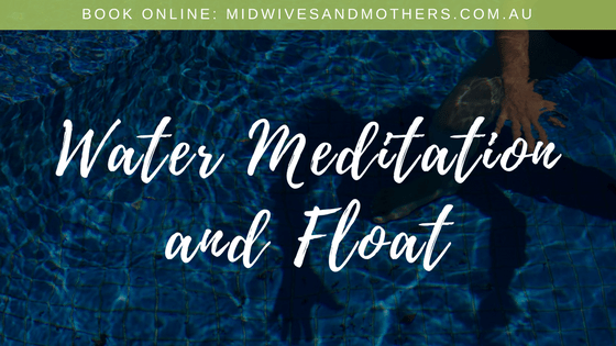 Warm Water Meditation and Float