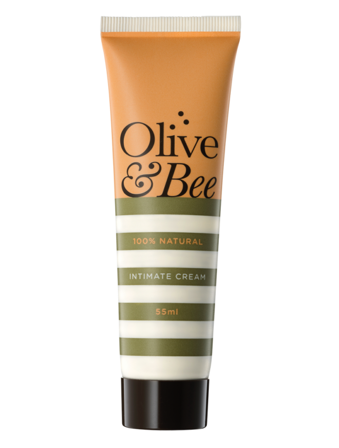 Olive & Bee Intimate Cream, personal lubricant