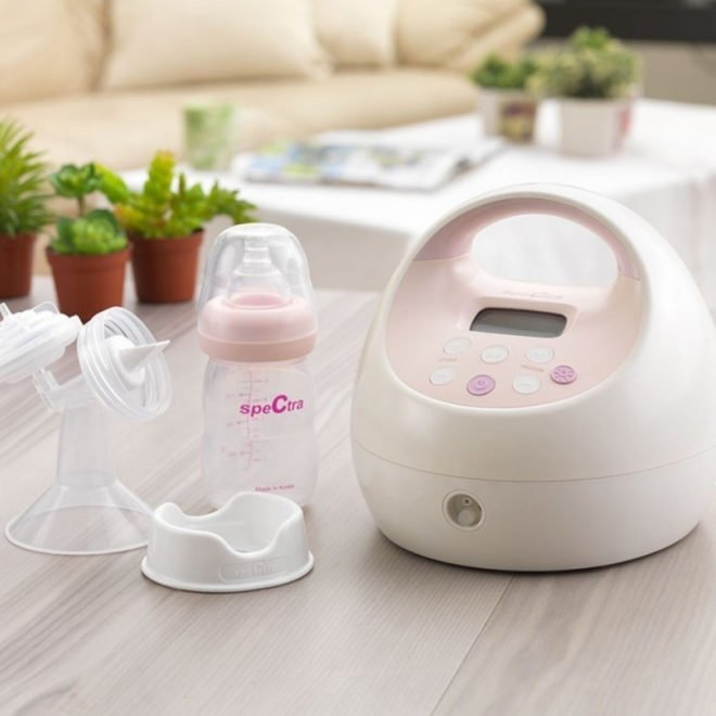 Spectra S2 hospital grade electric breast pump